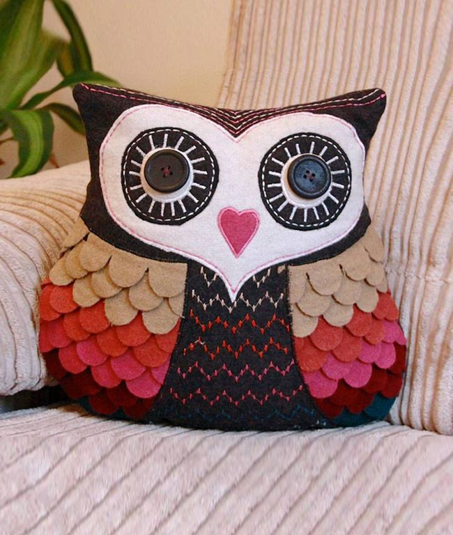 Transform your home into the paradise you always dreamt about. With this wonderful cushion cover you no longer have to look too far. The intricate designs make it exclusive and definitely worth a spot in your home.fashionandyou.com brings to you My Gift Booth. The brand epitomizes in manufacturing products that are fancy and funky to give you a cool and brand new look.BRAND: My Gift BoothCATEGORY: CushionCOLOUR: MultiMATERIAL: FeltDIMENSIONS: L x H- 10 x 12 inchesPRODUCT CODE…