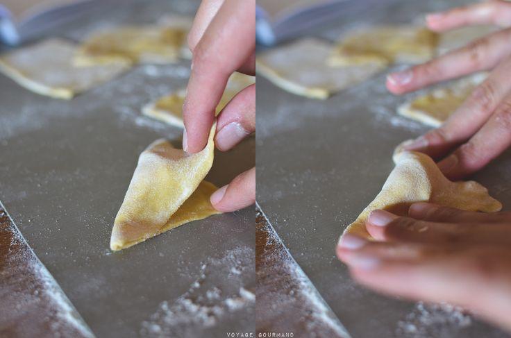 Un petit article récapitulatif qui sera utile pour toutes les recettes de pâtes maison déjà publiées sur le blog et les recettes à venir. Voilà ce que je pense qu'il faut savoir sur les pâtes fraîc...