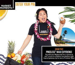 nter the Loblaws Market Experience Mastercard Priceless Maui Experience Contest for your chance to win one of the 3,000 Mastercard $50 CAD prepaid cards or a trip to Maui.