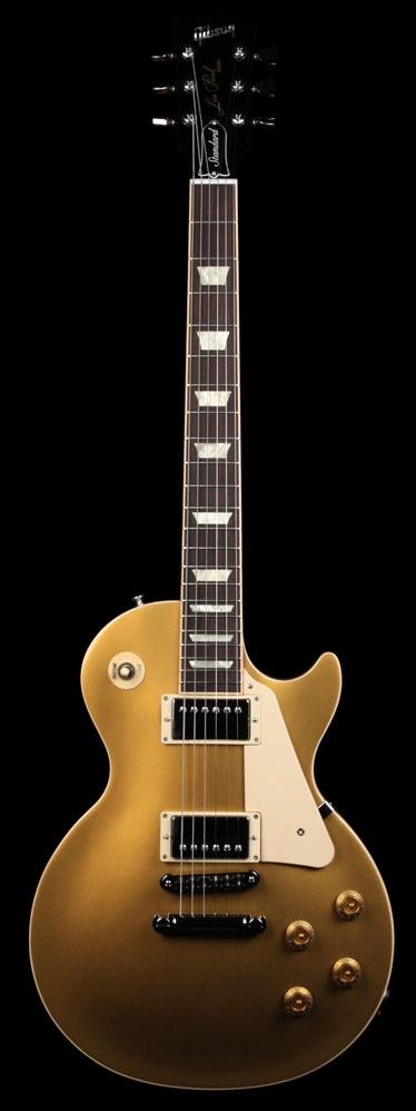 Gibson Les Paul Standard Goldtop