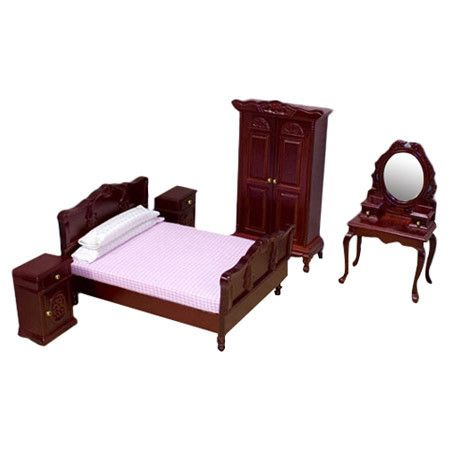 1000 ideas about victorian dollhouse on pinterest doll houses miniature and dollhouse kits for Melissa and doug bedroom furniture