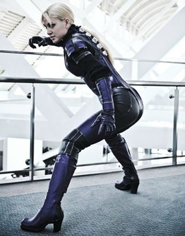 Nina Williams Cosplay From Tekken Lets Play Dress Up