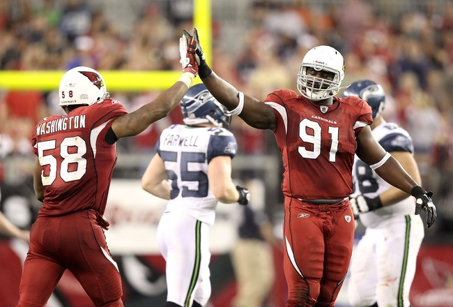 Grading the Strength of Every Position Heading into Arizona Cardinals' Camp
