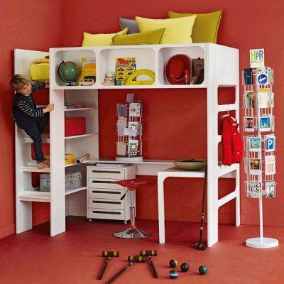 100 ideas to try about lit mezzanine loft ikea kura apartment therapy a - Lit mezzanine double ikea ...