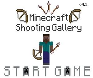 If you want to get some lovely noise to remove boredom and wake up your body, choosing Minecraft Themed Shooting Gallery Game is right.