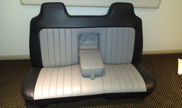 Holden HQ HJ HX HZ WB Retrimmed Bench Seat With Armrest TO Suit UTE OR 1 Tonner | eBay