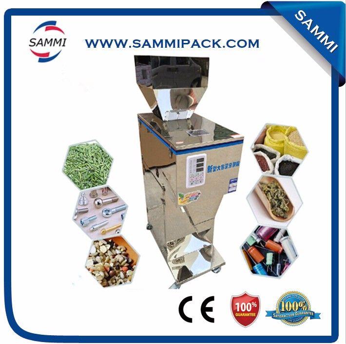 New Model 100-2500g Spice powder,sugar,salt,coffee packing machine,tea weighing machine #Affiliate