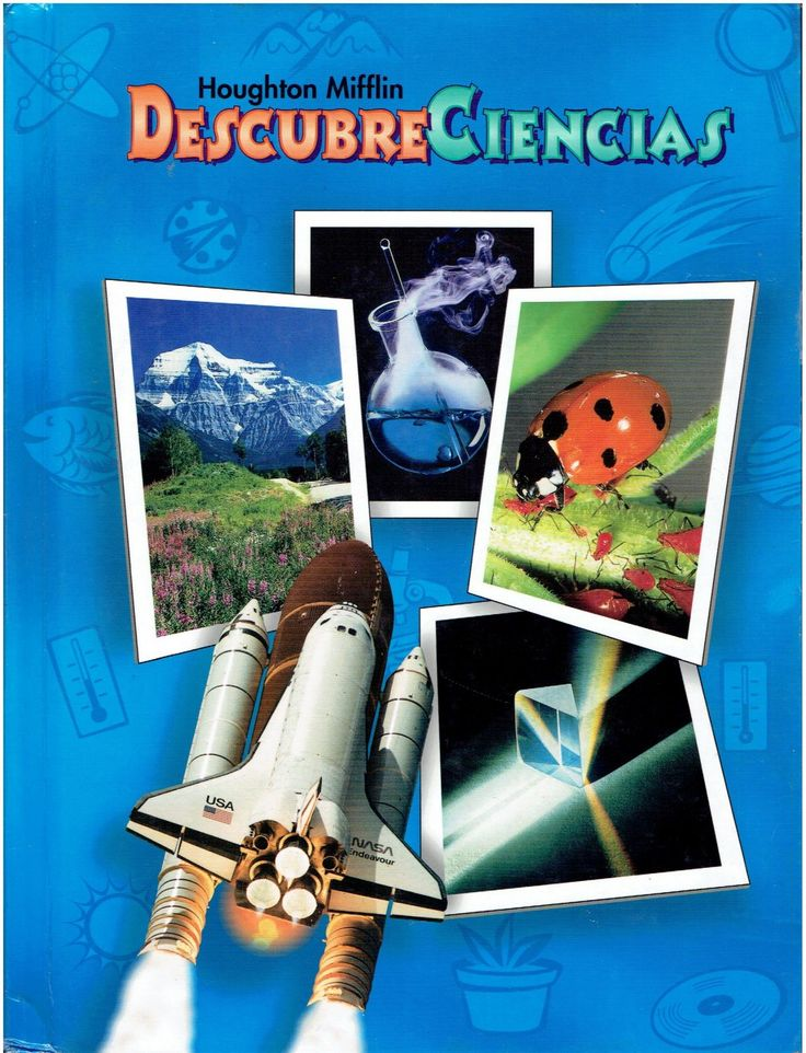 21 best sc2 science elementary images on pinterest flag science houghton mifflin descubre ciencias 5 2000 5th grade science textbook book isbn 0618001115 sc2 fandeluxe Image collections