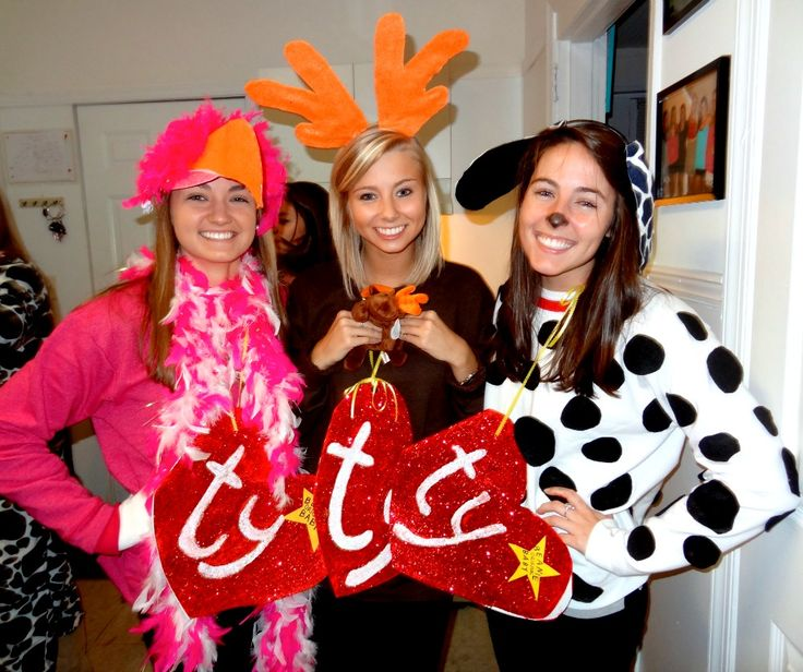 DIY Beanie Babies Halloween Costumes-this is an idea for a Halloween theme!