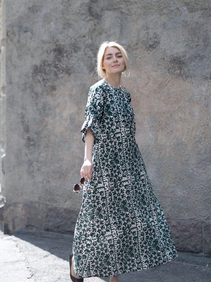 Gorgeous Marimekko dress