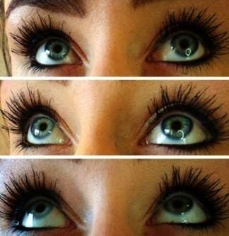 3x the length, 3x the volume, 3x the WOW factor! Try Younique's 3D Fiber Lashes and you could have lashes like these!!  www.3Dluxlash.com
