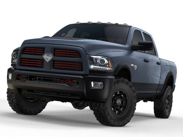 Man of Steel | Dodge Ram 1500 Power Wagon - Drivespark
