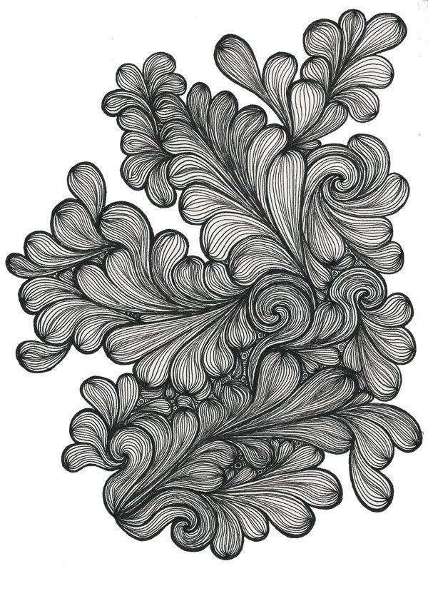 Textures & Patterns by Lucia Paul, via Behance – ivonne del castillo