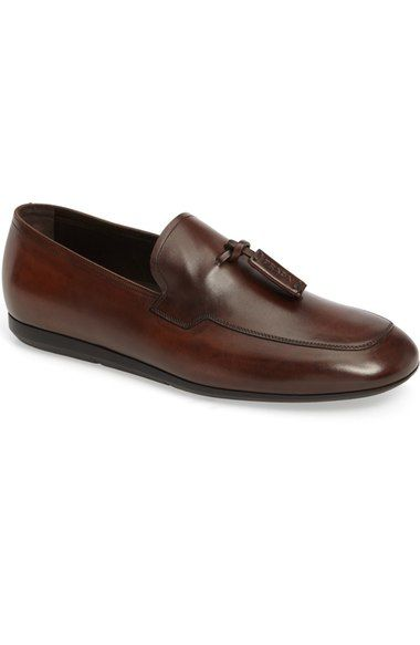 Prada Tassel Loafer (Men)