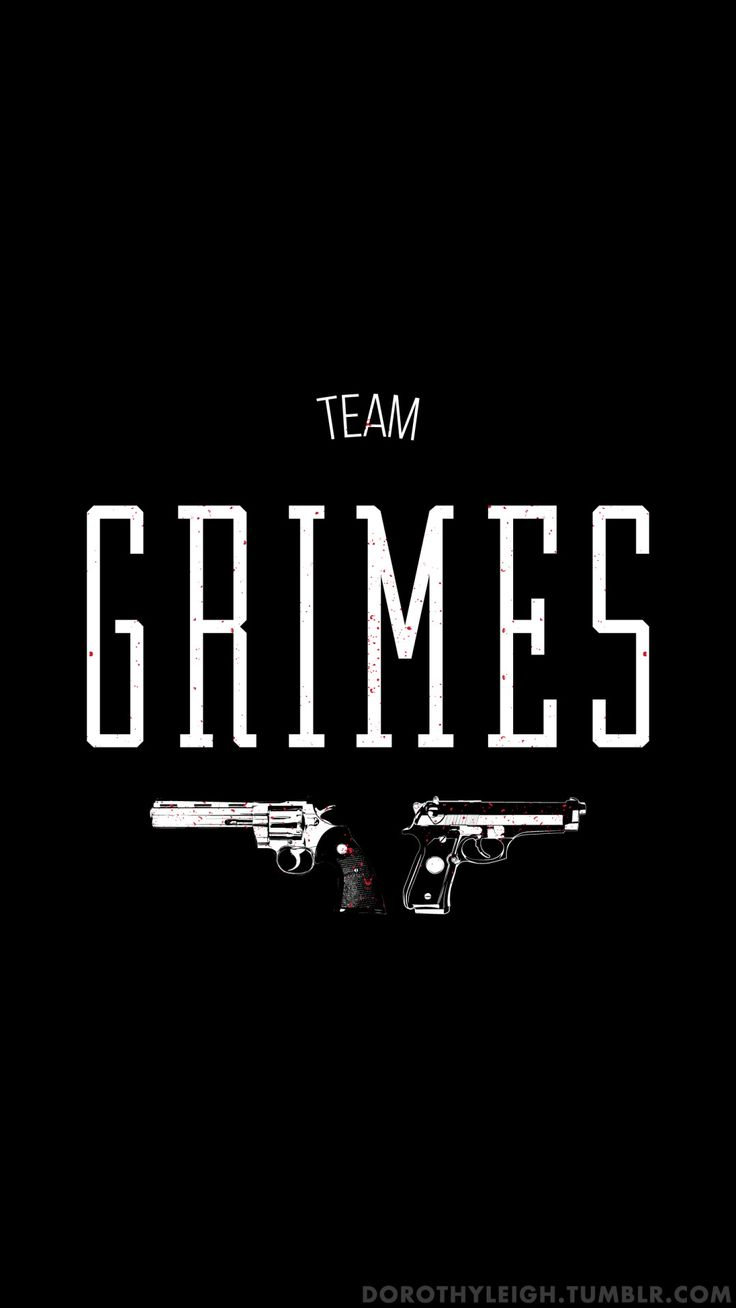 Team Grimes, Wallpaper Blog | Prints available below ^.^TeePublic | Society6 | Redbubble