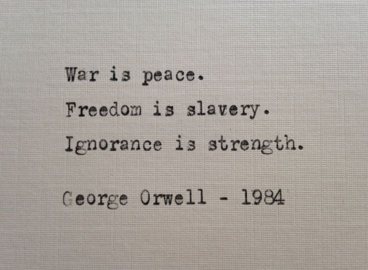the importance of george orwells novel 1984 George orwell's 1984, is a political novel  one of the most important messages 1984 is the theme of language as a central importance to  1984, george orwell.