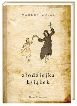 Reading-my love: Zdobycze biblioteczne - Złodziejka książek