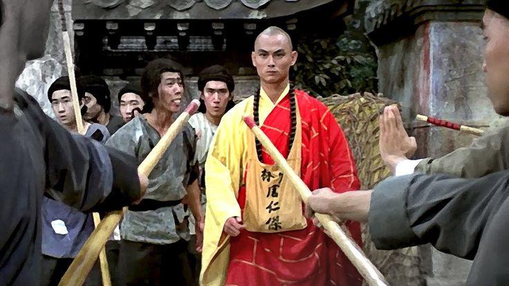 Шаолиньский монах Жен-Чен заступился за рабочих | Shaolin Monk Jen-Cheh ...