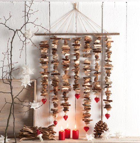259 besten Christmas Bilder auf Pinterest Weihnachten - weihnachtswanddeko basteln