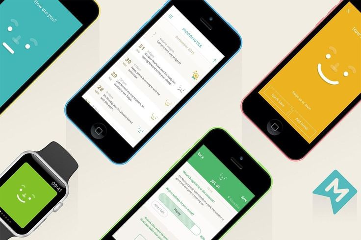 Moodnotes will track your feelings and help you manage your mental health