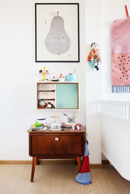 charming Copenhagen children's bedroom