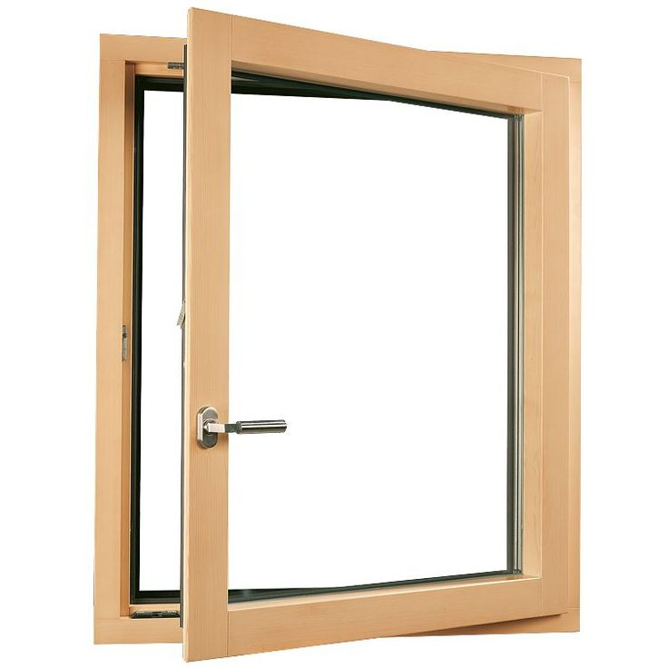 Holz-Alu Fenster Profil ECO Plano