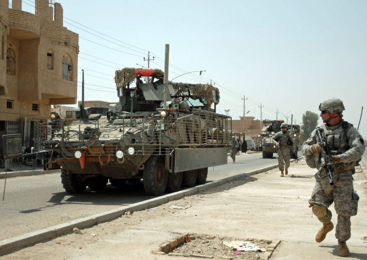U.S. Military Purchasing Combat Equipment for Domestic Contingency Planning