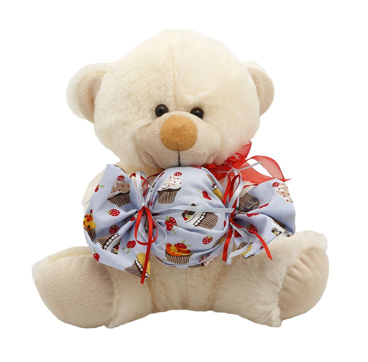 Our Celebration Bear arrives ready to party! #happy_birtday #gift #teddy_bear