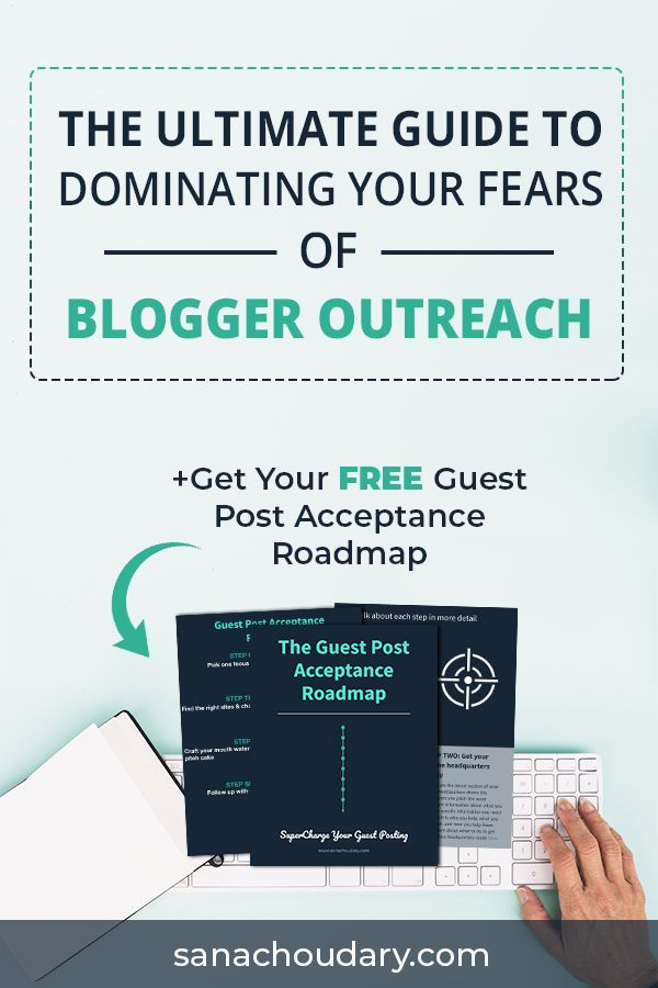 The Ultimate Guest Post Guide on How to Dominate Your Fears