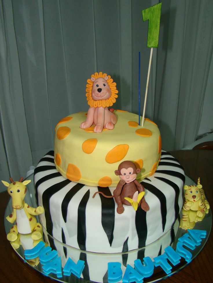 24 best tortas decoradas images on pinterest food cakes for Tortas decoradas infantiles