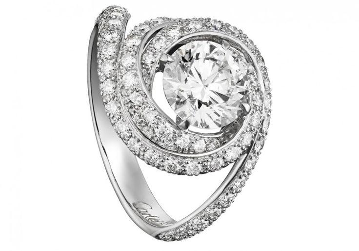 Anelli di fidanzamento Cartier (Foto 2/40) | My Luxury