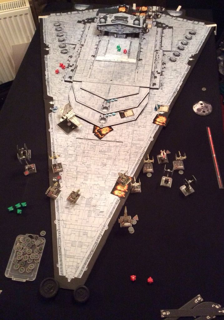 Star wars x wing miniatures game image boardgamegeek for 12 rules of the knights of the round table
