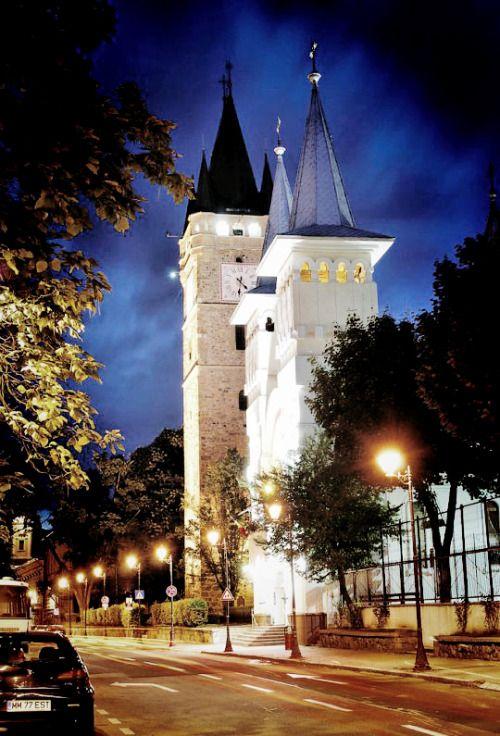 Turnul Ştefan, Baia Mare, Maramureş   Stephen's Tower, Baia Mare, Maramureş county