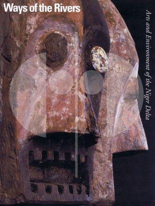 236 Ways of Rivers Arts and Environment of the Niger Delta (softcover) H 30,5 cm. B 23 cm.   - E.J. Alagoa / Martha G. Anderson - Lisa Aronson / Kathy Curnow - Henry John Drewal / Joseph Eboreime - Joanne B. Eicher, / Tonye V. Erekosima - Sonpie Kpone- Tonwe / Jill Salmons - Philip Leis / Keith Nicklin / M. Philip Peek - Kay Williamson / E.E. Efere  Los Angeles: Fowler Museum of Cultural History. UCLA Reents of the University of California (2002). ISBN: 0-930741-90-0