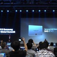 2013 Samsung SSD Global Summit - Introducing the 840 EVO