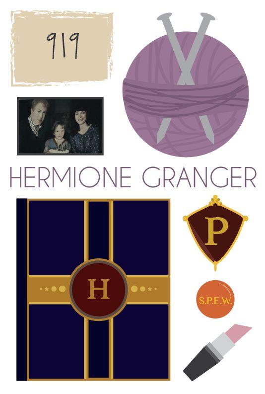 Ecco cosa contengono le borse dei personaggi femminili di Harry Potter | Life is a Book