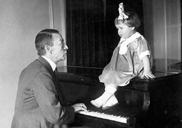 Rachmaninoff rare pictures 2 | Pianist Corner | Piano World Piano & Digital Piano Forums