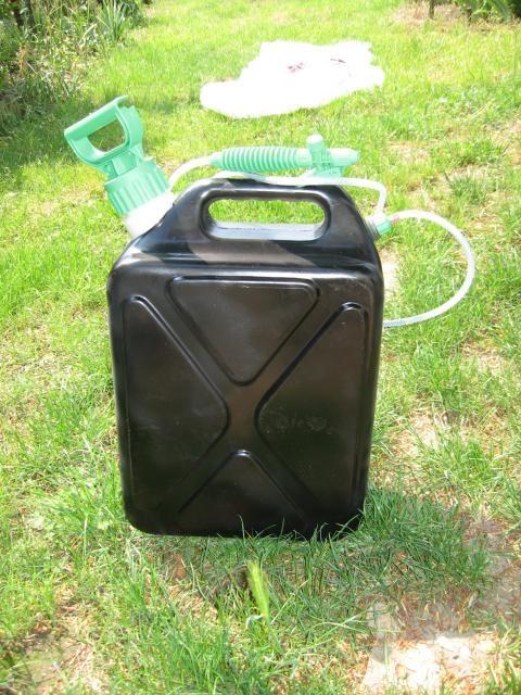 www.trafic-amenage.com/forum :: Voir le sujet - une douche solaire bricolée