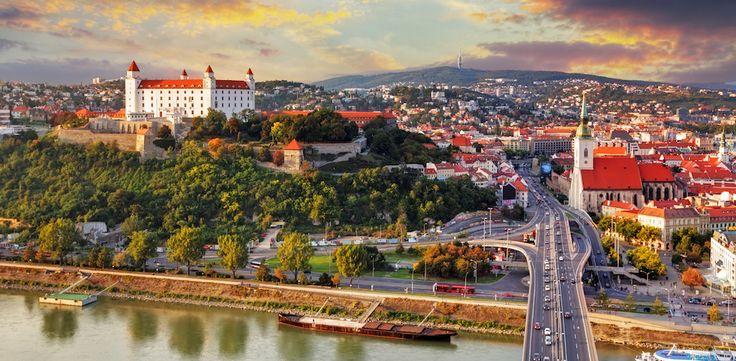 ВНЖ в Словакии. Основано на личном опыте