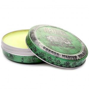 Pomada do włosów - Reuzel GREEN Medium hold grease 113g