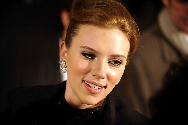 Ingeniously talented Scarlett Johansson ...  Magnificent Hairstyles...   In 1999, she appeared in My Brother the Pig and in 2001 in the neo-noir Coen brothers film The Man Who Wasn-t There.
