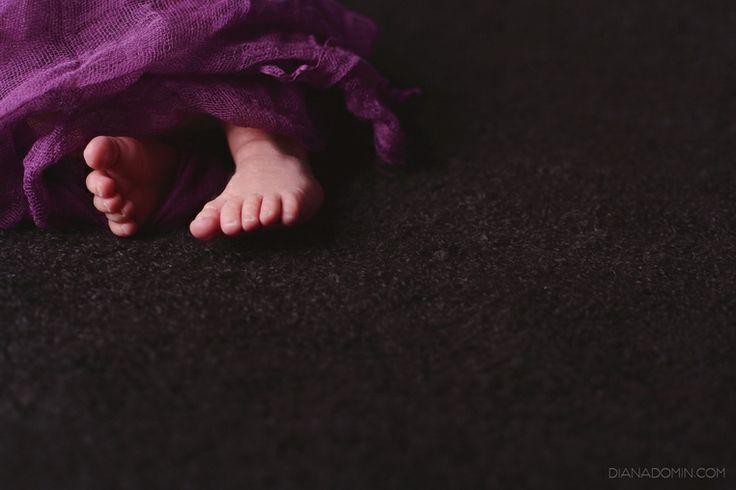 Newborn Photography #newborn #boy #feet  Lullabies - Diana Domin