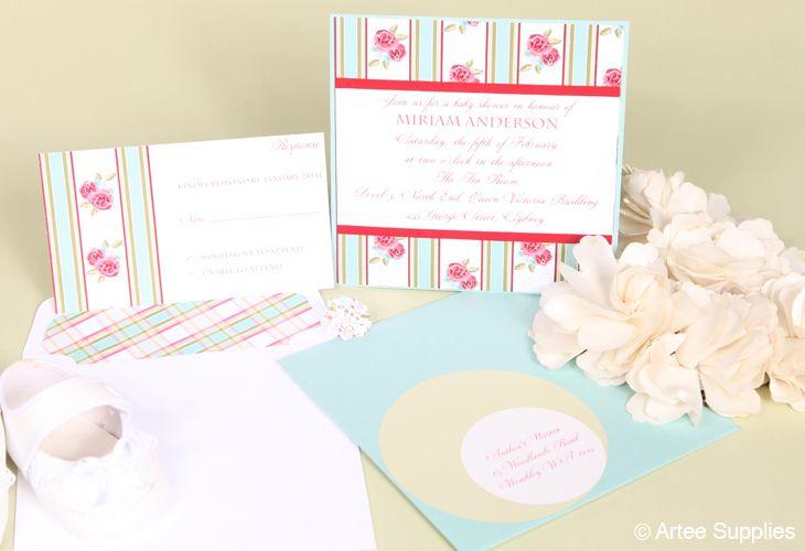 Artee Supplies – #Invitations