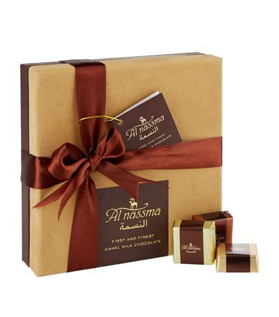 Alcohol Free Camel Milk Chocolates (237g) available to buy at Harrods. Shop food and wine online and earn Rewards points.