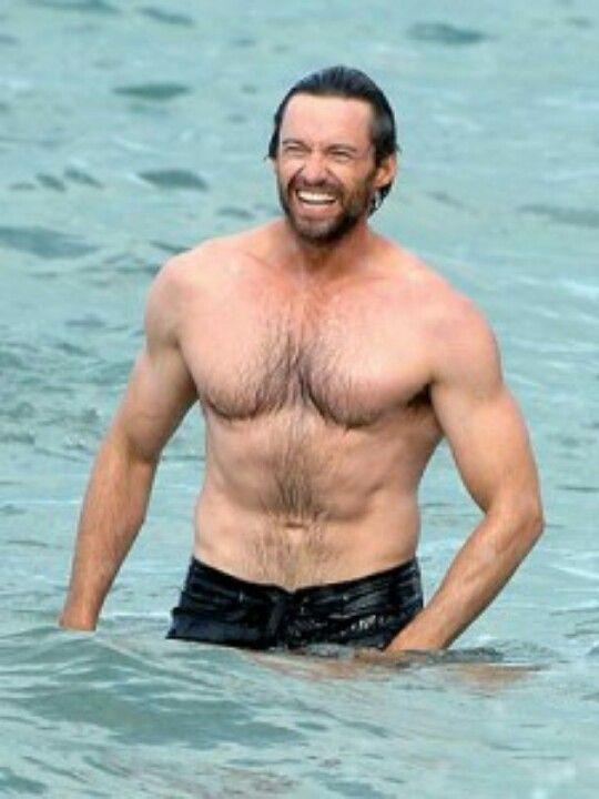 Hugh Jackman ;-)