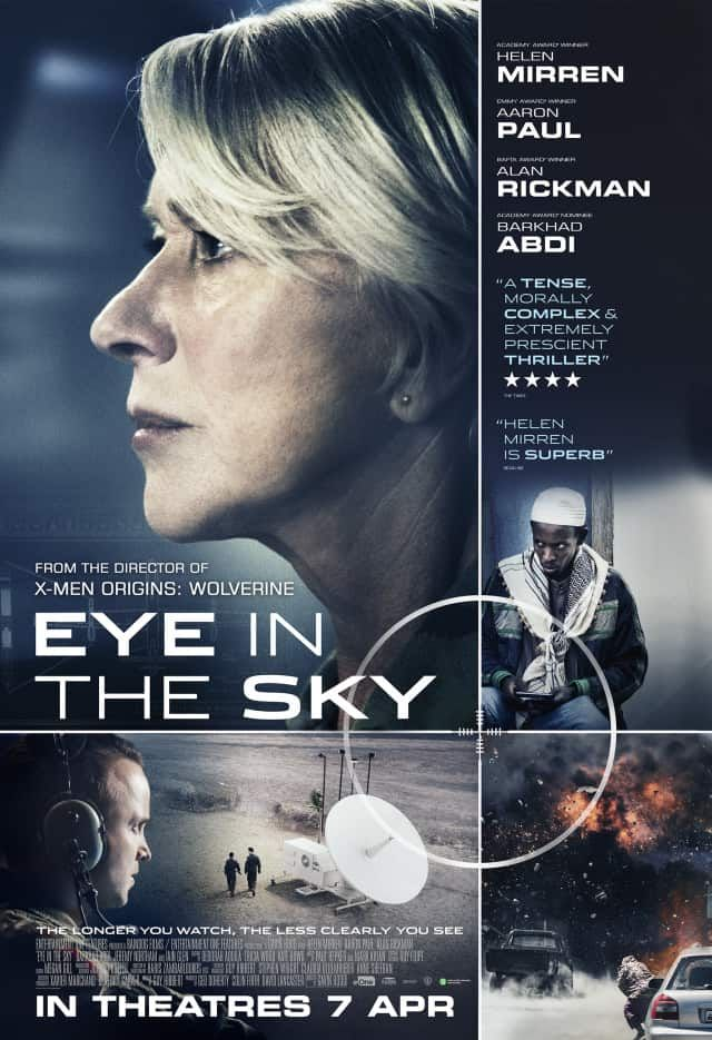 Eye In The Sky Review F Magazine Free Movies Online Movie Posters Full Movies Online Free