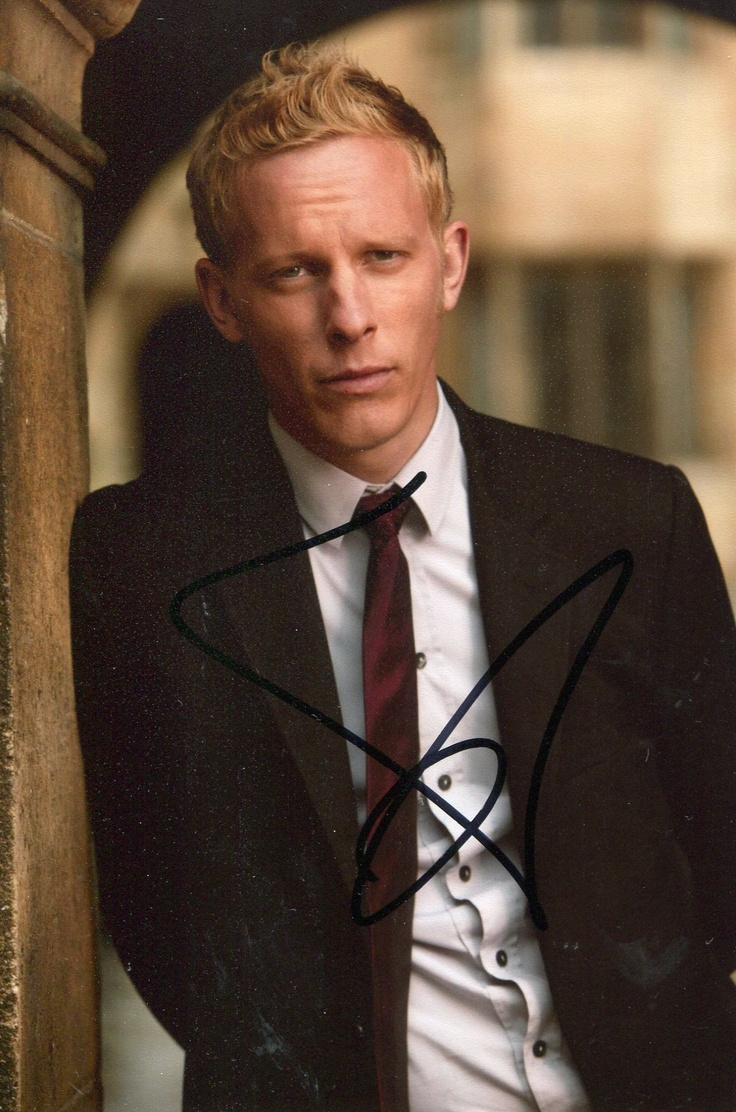 "Laurence Fox from ""Inspector Lewis."""
