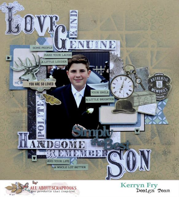 All About Scrapbooks Australia: Simply The Best Using