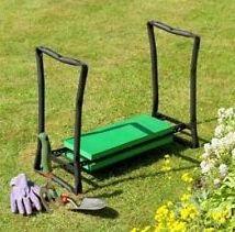 Garden kneeler./seat