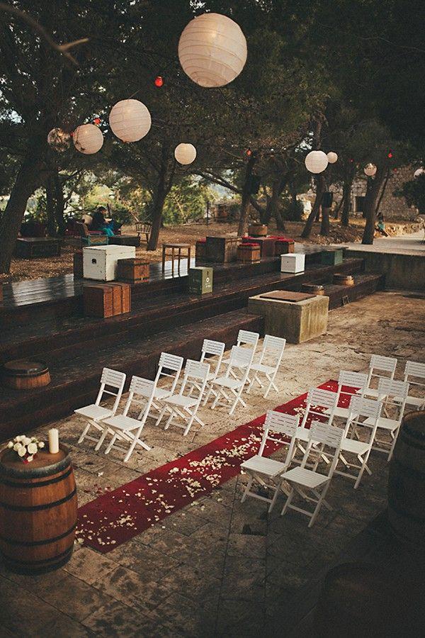 Intimate Croatia Destination Wedding